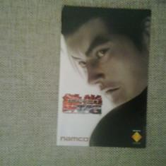 Manual - Tekken TAG Tournament - PS2 ( GameLand )