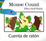 Mouse Count/Cuenta de Raton: [Lap-Sized Board Book]