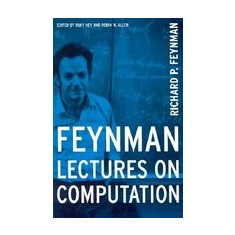 Feynman Lectures on Computation - Carte in engleza