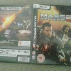 Mass Effect 2 - Fara cheie STEAM - Joc PC (GameLand) - Jocuri PC Electronic Arts, Shooting, 18+, Single player