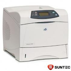 Imprimanta laser HP Laserjet 4250dn - Imprimanta laser alb negru