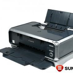 Imprimanta cu jet Canon Pixma iP4000 cu printhead infundat si fara cartuse - Imprimanta inkjet