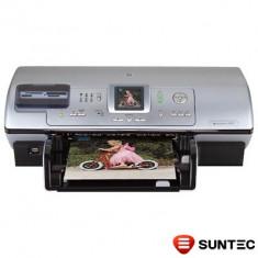 Imprimanta cu jet HP Photosmart 8450 Q3388A fara cartuse, fara alimentator, fara cabluri - Imprimanta foto