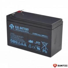 Acumulator UPS B. B. Battery HR1234W partial folosit