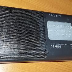 RADIO SONY ICF -480L . - Aparat radio Sony, Analog