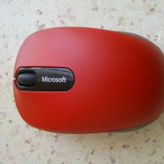Mouse MICROSOFT Mobile 3600, Bluetooth, 1000 dpi, rosu SKU, Blue track, 1000-2000