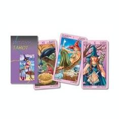 Witchy Tarot - Carte in engleza