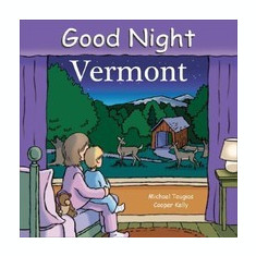 Good Night Vermont - Carte in engleza