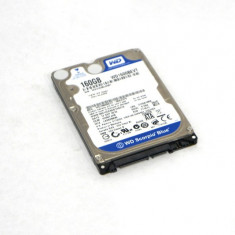 HDD Laptop 2.5inch SATA II 160GB 5400rpm 8MB cache Western Digital WD1600BEVT-00A23T0