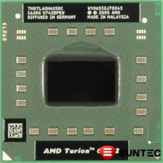Procesor AMD Turion 64 X2 TL60 TMDTL60HAX5DM - Procesor laptop