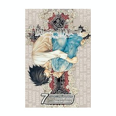 Death Note, Volume 7 - Carte in engleza