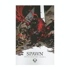 Spawn Origins Collection, Volume 6 - Carte in engleza