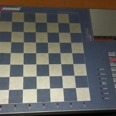 SAH TABLA ELECTRONICA  KASPAROV COMPUTER III . FARA PIESE .FUNCTIONEAZA .