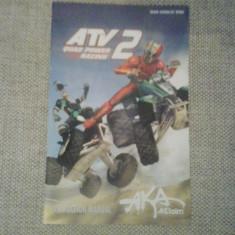 Manual - ATV 2 - Playstation PS2 ( GameLand )