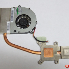 Heatsink + cooler Toshiba Satellite L550 AT0730040A0 DC280004TS0 - Cooler laptop HP