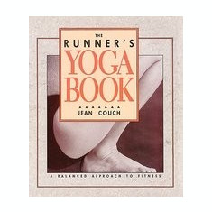 The Runner's Yoga Book: A Balanced Approach to Fitness - Carte in engleza