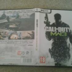 Call of Duty - Modern Warfare 3 - Fara cheie STEAM - Joc PC (GameLand), Shooting, 18+