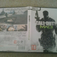 Call of Duty - Modern Warfare 3 - Fara cheie STEAM - Joc PC (GameLand), Shooting, 18+