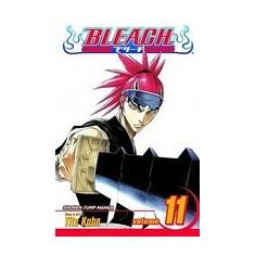 Bleach, Volume 11 - Carte in engleza