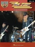 ZZ Top: Guitar Play-Along Volume 99