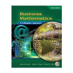 Business Mathematics - Carte in engleza