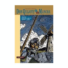 Don Quijote de La Mancha - Carte in engleza
