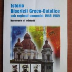 Cristian Vasile - Istoria Bisericii Greco Catolice sub regimul comunist - Carti Istoria bisericii