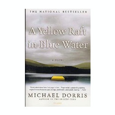 Yellow Raft in Blue Water - Carte in engleza