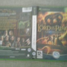The Lord of the rings - The third age - XBox Clasic - Comp xBox 360 (GameLand ) - Jocuri Xbox, Actiune, 12+, Multiplayer