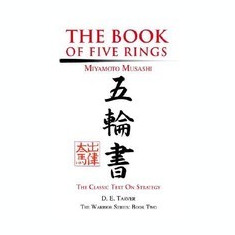 The Book of Five Rings: Miyamoto Musashi - Carte in engleza