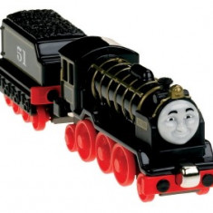 Locomotiva Hiro, Thomas si prietenii sai, seria Take'n Play / Take along - Trenulet Fisher Price, 2-4 ani, Metal, Unisex