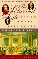 The Classical Style: Haydn, Mozart, Beethoven foto