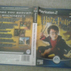 Harry Potter and chamber of secrets - PS2 - GameLand - Jocuri PS2, Actiune, 3+, Single player