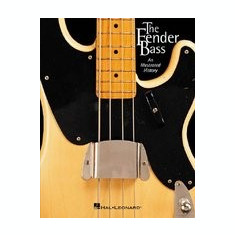 The Fender Bass: An Illustrated History - Carte in engleza