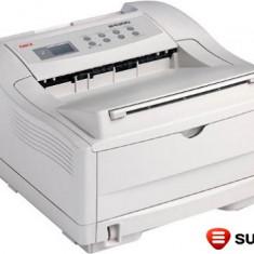 Imprimanta laser OKI B4300 N22100B fara cartus, fara cabluri - Imprimanta laser alb negru