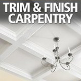 Black & Decker Trim & Finish Carpentry: Tips & Techniques from the Pros [With DVD]