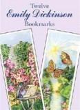 Twelve Emily Dickinson Bookmarks