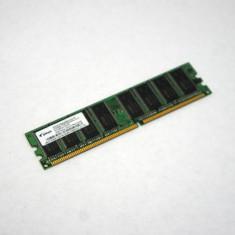 Memorie PC Elixir 512MB 400MHz PC3200U-30331 DDR CL3 M2U51264DS8HC3G-5T