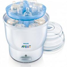 Sterilizator electric cu abur Philips AVENT SCF 274 CA NOU