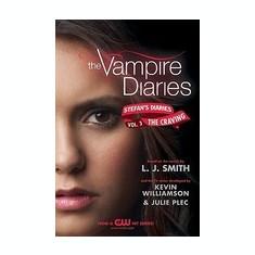 The Vampire Diaries: Stefan's Diaries #3: The Craving - Carte in engleza