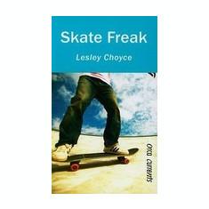 Skate Freak - Carte in engleza