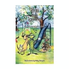 Iggy the Iguana - Carte in engleza