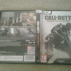 Call of Duty - Advanced Warfare - Fara cheie STEAM - Joc PC (GameLand), Shooting, 18+