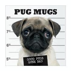 Pug Mugs: Good Pugs Gone Bad - Carte in engleza
