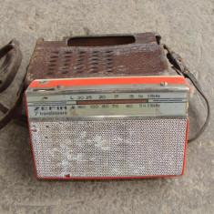 Aparat de radio ZEFIR (pentru piese sau reconditionare) - Aparat radio