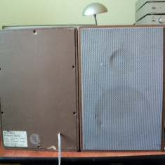 Boxe vintage HiFi Heco Primus 3012