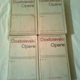 DOSTOIEVSKI ~ OPERE 4 volume ( 2 ; 3 ; 4 si 8 ) - Nuvela