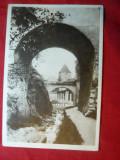 Ilustrata Orasul Stalin ( Brasov) - Vedere ,circulat 1956, Circulata, Printata