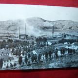 Ilustrata Copsa Mica - Combinatul, circulat 1970 - Carte Postala Transilvania dupa 1918, Circulata, Fotografie