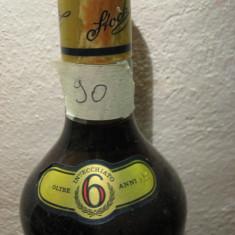 Brandy stock gran riserva, mai multe de 6 ani, cl.70 gr. 40 ani 70 - Cognac
